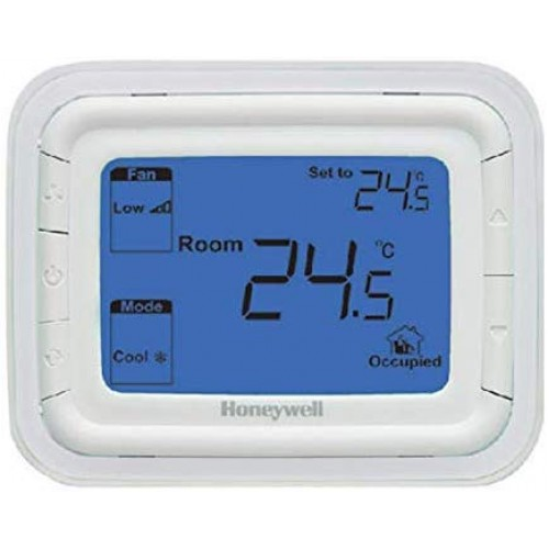Honeywell T6861 Series Large LCD Digital Thermostat