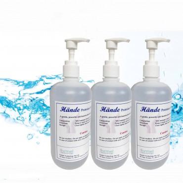 Hand Sanitizer-Press Type (500ml) 70% Isopropyl Alcohol Based Disinfectant