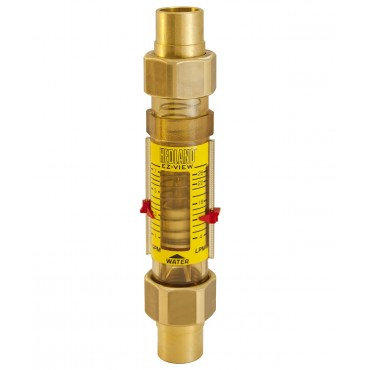 Badger Hedland EZ-View® Flow Meters For Oil and Water