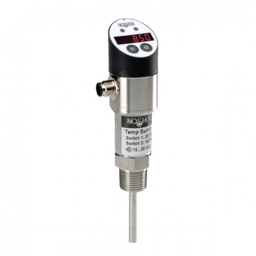 850 Series Electronic Indicating Temperature Transmitter/ Switch