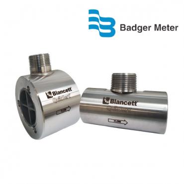 QuikSert® In-Line Turbine Flow Meter