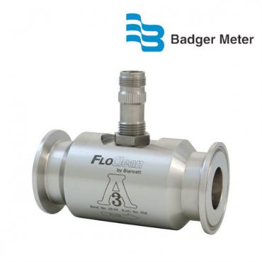 FloClean Sanitary Turbine Flow Meter