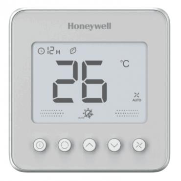 Honeywell TF428 Series Digital Thermostat Fan Coil Unit Control