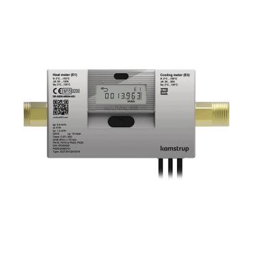 MULTICAL® 302-The compact residential energy heat & cooling meter
