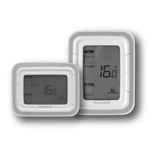 T6861 Series Large LCD Digital Thermostat