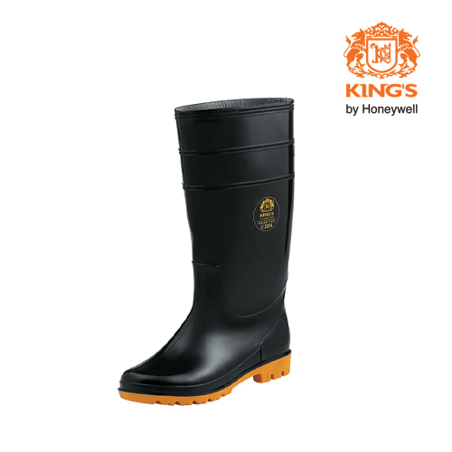 King's Waterproof PVC Safety Boots, Model: KV20