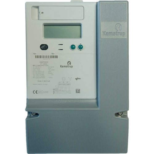 OMNIPOWER® Three-Phase CT Electricity Meter