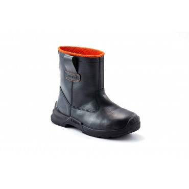 King's Water Resistant Leather Pull-Up Lace Safety Boot, Model: KWD205-Replace KWD805