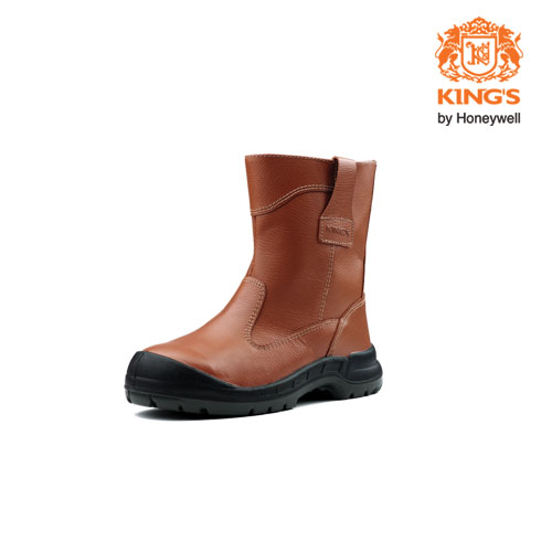 King's Pull-Up Safety Boots, Model: KWD805C