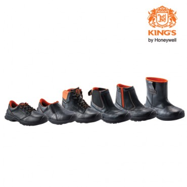 NEW King's Comfort Range Safety Shoes