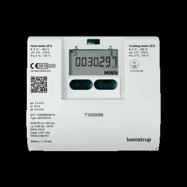 MULTICAL® 403 Energy Meter -The front runner in energy metering