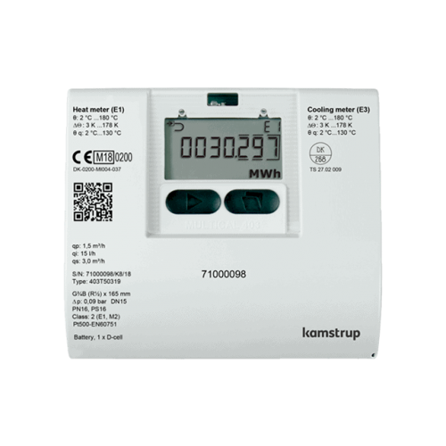MULTICAL® 403 Energy Meter -The front runner in energy metering