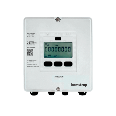 MULTICAL® 803 & ULTRAFLOW® 54 - Energy Heat and cooling metering for trade and industry