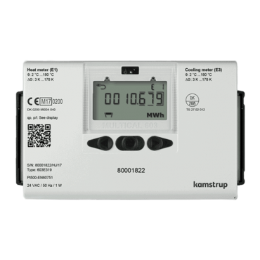 MULTICAL® 603 &ULTRAFLOW® 44 -The future-proof heat & cooling energy meter with full flexibility