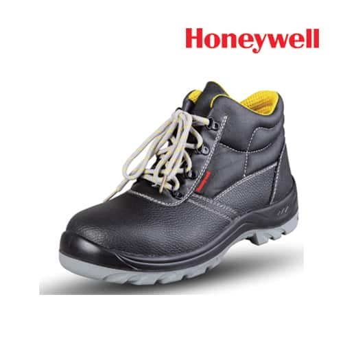 Honeywell Rookie Mid-Cut Ankle Laced Safety Boots Model: 9542-ME