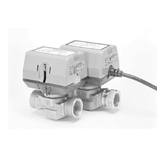 VC SERIES 2 - Way, Balanced Hydronic Valves