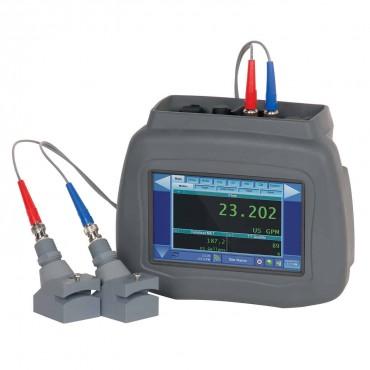 Badger DXN Portable Hybrid Ultrasonic Flow Meter