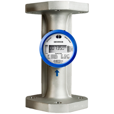 flowIQ® 3100 Commercial and Industrial Water Meter with Great Accuracy