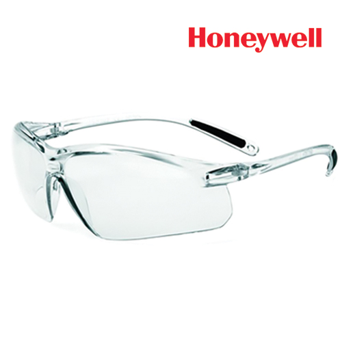 Honeywell A700 Clear Frame Anti-Scratch Safety Glasses, Model: 1015361