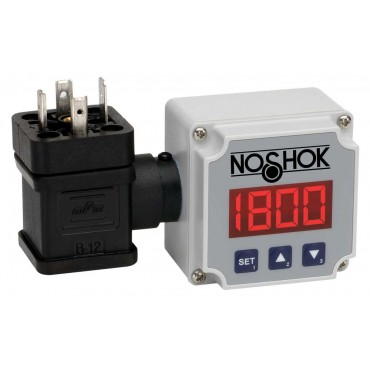 Attached Loop-Powered Digital Indicator