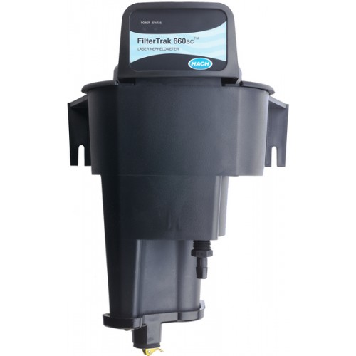Turbidity Filtertrak 660 sc Sensor