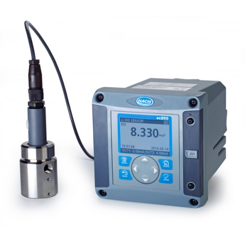 9582sc Dissolved Oxygen System