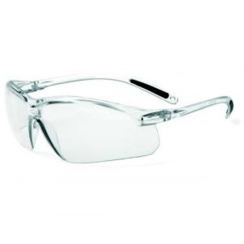 A700 Clear Frame Safety Glasses