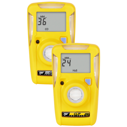 BW Clip SIngle-Gas Detector