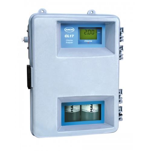 Chlorine CL17 Free & Total Analyzer