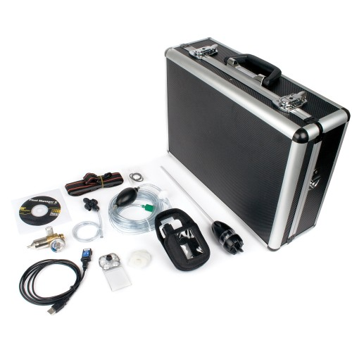 GasAlertQuattro Deluxe Confined Space Kit