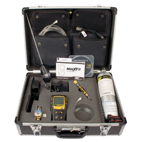 GasAlertMax XT II Deluxe Confined Space Kit