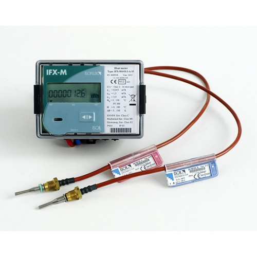 ISOFLUX-Ultrasonic Heat Meters IFX Series 3