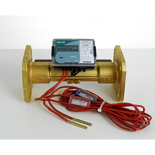 ISOFLUX-Ultrasonic Heat Meters IFX Series 4
