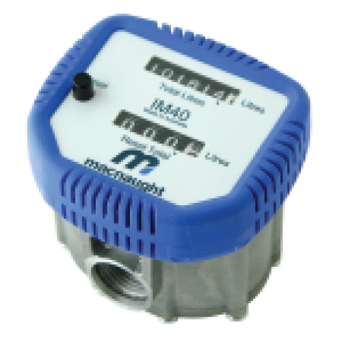 IM-012M in-line Economical Oil Meter