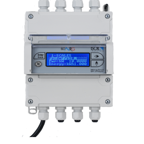 ISONRG- ML311 Heat Energy Meter