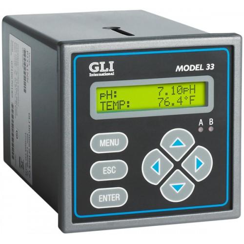 Model 33 Analog Controller