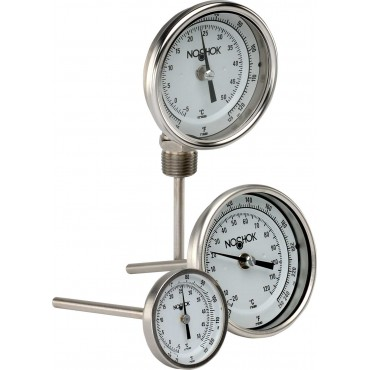 100 Series Industrial Thermometers
