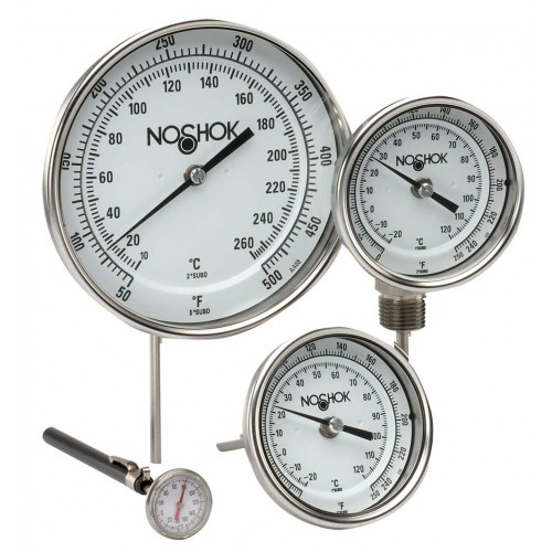 300 Series Instrument Thermometers