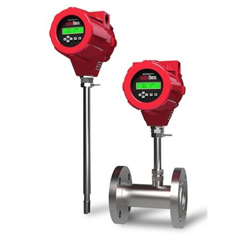 High Accuracy Industrial Thermal Mass Flow Meter