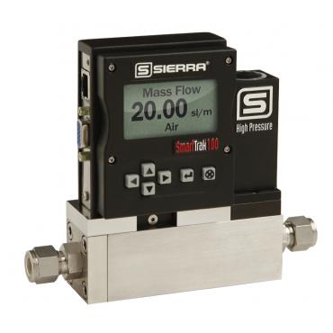 SmartTrak® 100 Series Ultra-High Pressure Digital Gas Mass Flow Meters & Controllers