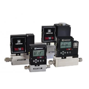 SmartTrak® 100 Series Digital Gas Mass Flow Meters & Controllers