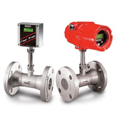 FlatTrak® 780s In-line Mass Flow Meter with Flow Conditioning