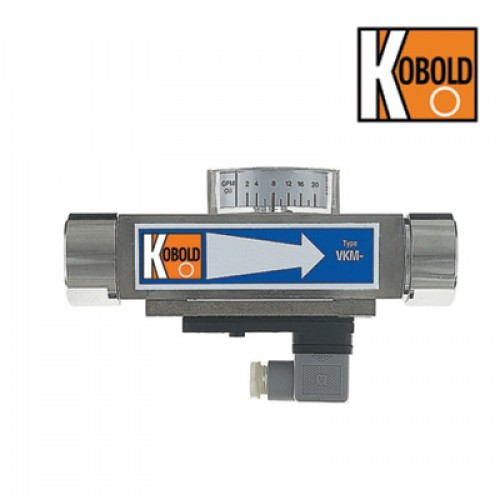 VKM Viscosity Compensated Flow Meter