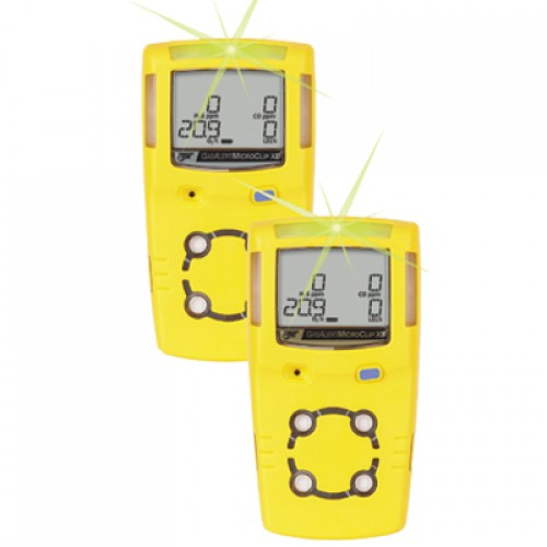 Honeywell BW™ MicroClip XL/X3 Multi-Gas Detector