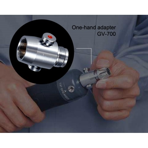 One Hand Operation Adapter GV-700