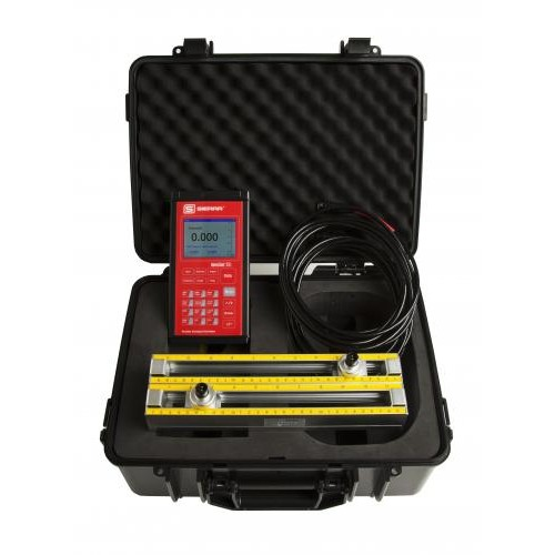 210i Portable Ultrasonic Flow Meter