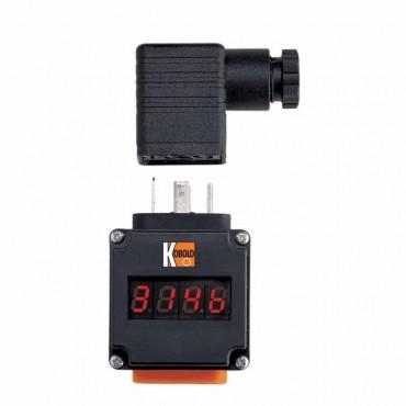 AUF-1000/3000 Plug-On Display