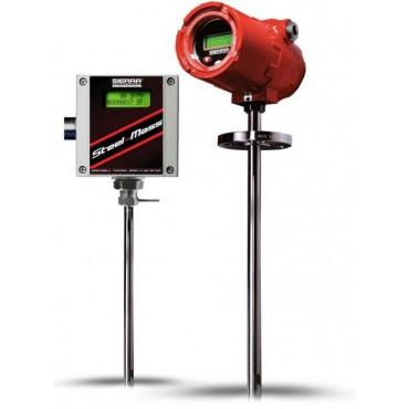 SteelMass 640s Immersible Thermal Gas Mass Flow Meter
