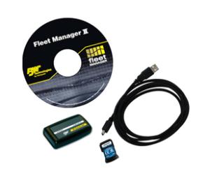 Fleet manager II software