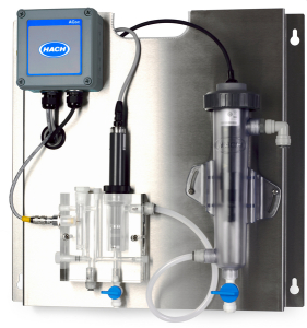 CLT10sc Total Chlorine Analyzer Picture with datasheet